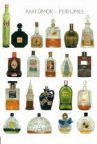 képeslap Parfümök